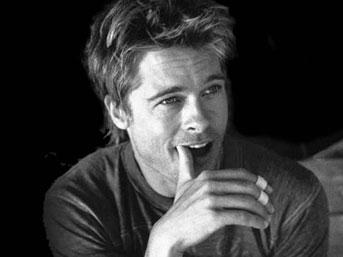 Brad Pitt (9 kez öldü)