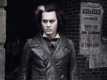 Johnny Depp (9 kez öldü)