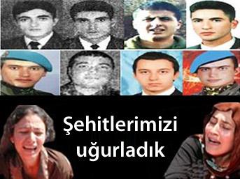 Türkiye şehitlerine ağlıyor ! Sehit-yazi