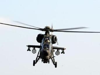 İşte Türk taaruz helikopteri