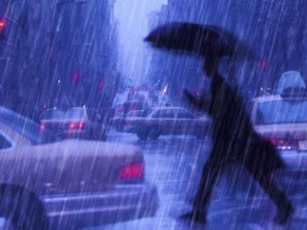 Bu Sabah Yağmur Var İstanbul 'da