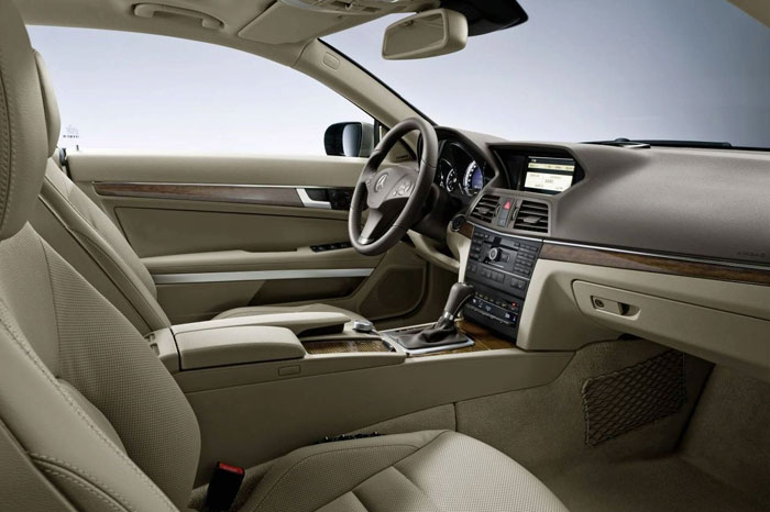 Mercedes E Serisi Coupe Mercedes-e-class-coupe-11