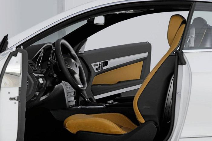 Mercedes E Serisi Coupe Mercedes-e-class-coupe-15