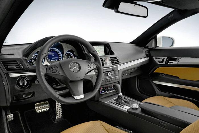 Mercedes E Serisi Coupe Mercedes-e-class-coupe-16