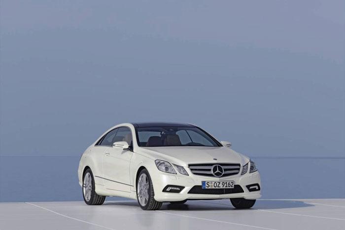 Mercedes E Serisi Coupe Mercedes-e-class-coupe-2