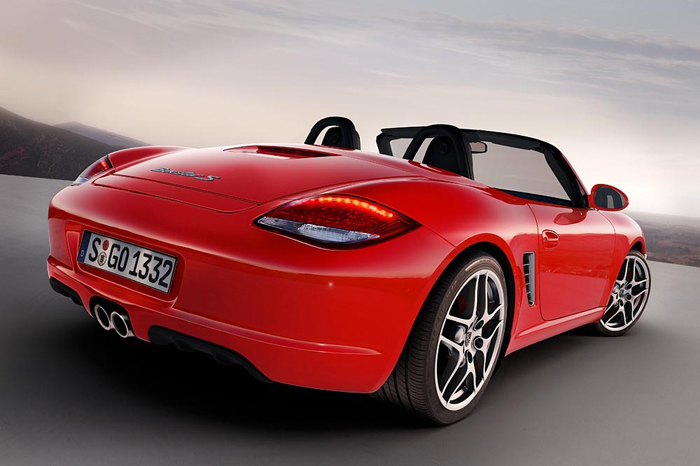 Porsche Boxster Porsche-boxster-2