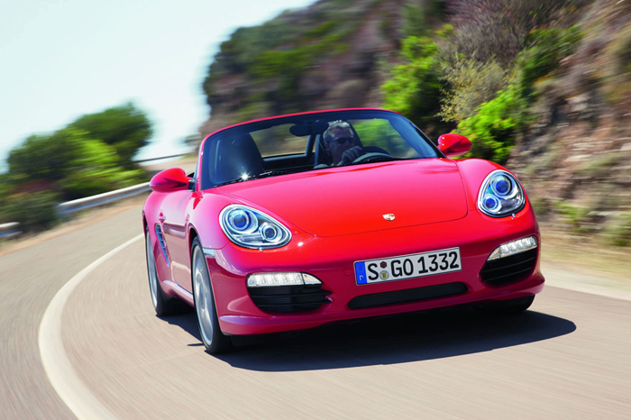 Porsche Boxster Porsche-boxster-8