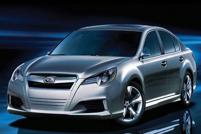 Subaru Legacy Konsept Subaru-legacy-concept